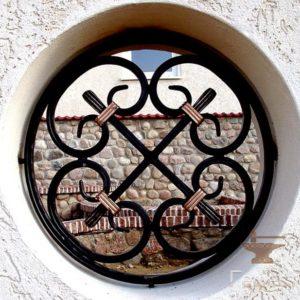 Решетки на окна кованые и сварные