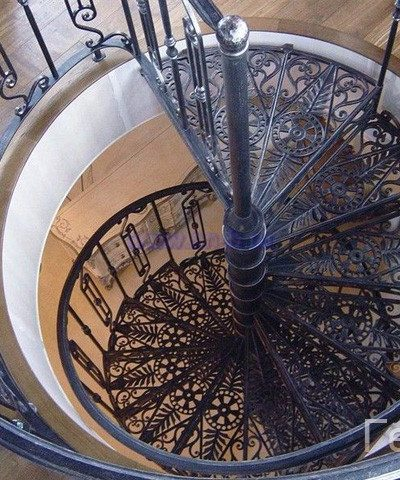 каркасные и винтовые лестницы