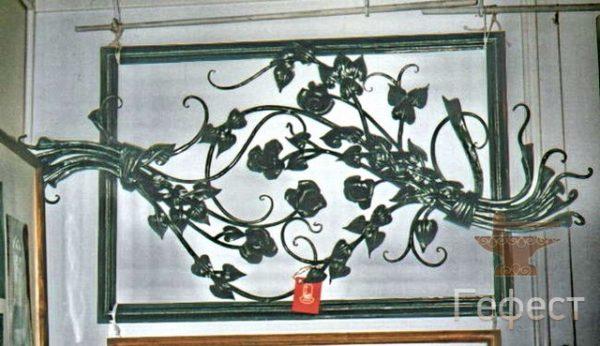 кованый декор