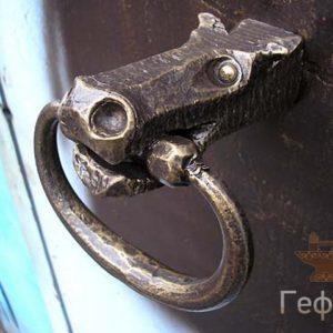 Фурнитура для кованых ворот, дверей
