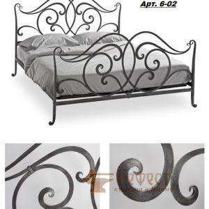 Эскизы. Кровати кованые